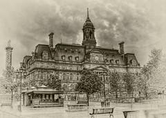 Montreal CA - Hôtel de Ville de Montréal 03