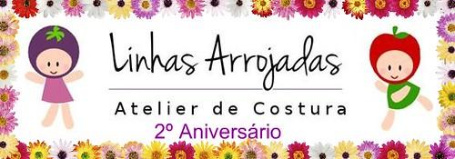 2º Aniversário das Linhas arrojadas by ♥Linhas Arrojadas Atelier de costura♥Sonyaxana