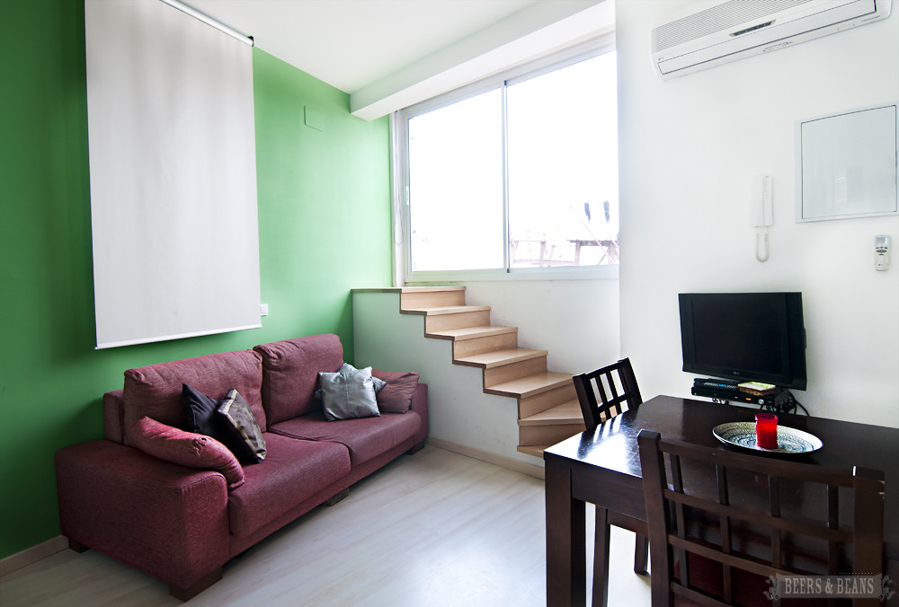 Las Ramblas Apartments - Barcelona Apartment on Las Ramblas