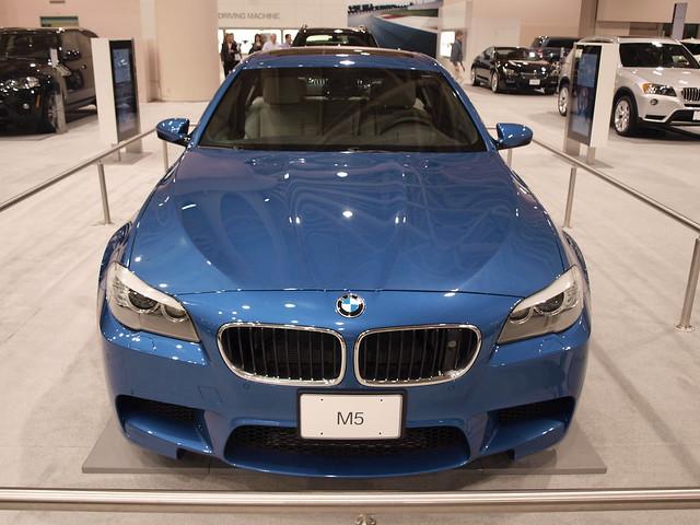 2012 BMW M5 1
