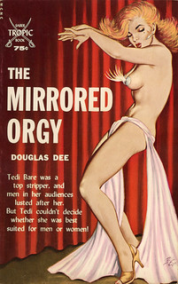 Saber-Tropic Books 903 - Douglas Dee - The Mirrored Orgy