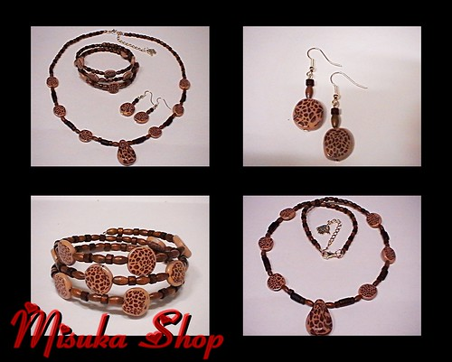 CONJUNTO LEOPARDO by Misuka Shop