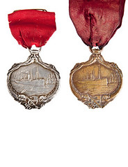 Carpathia medals