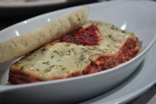 Old Spaghetti House Classic Lasagna