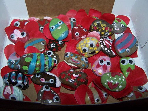 pet rocks by Emilyannamarie