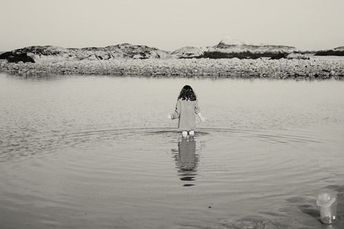 Monochrome Monday: Last day of Winter  by Ali Crehan