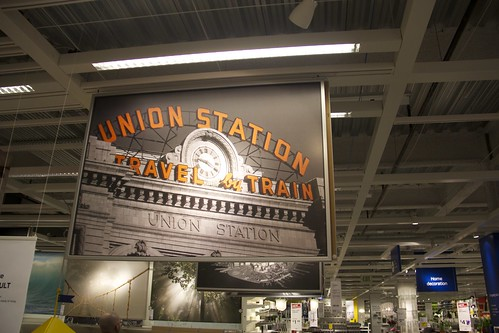 Union Station Print
