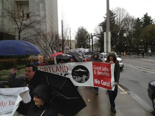 anti-wyden rally
