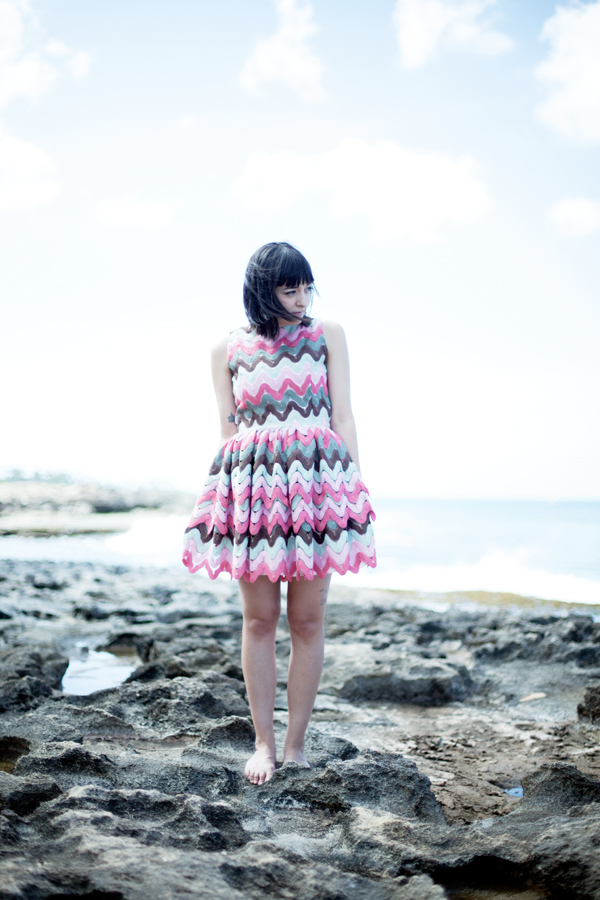 卡利瓦蒂奇:在海滩上