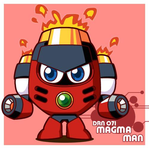 Magmaman