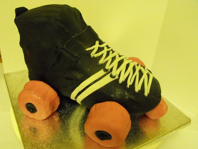 Roller Skate Cake Topper Uk