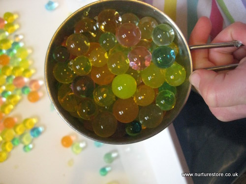 water bead science