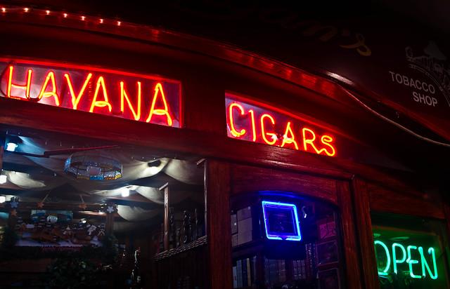 Havana Cigars... in Playa del Carmen Mexico [Explore #165 Feb 13 2012]