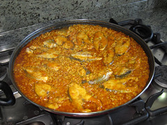 stew, curry, paella, food, dish, cuisine,
