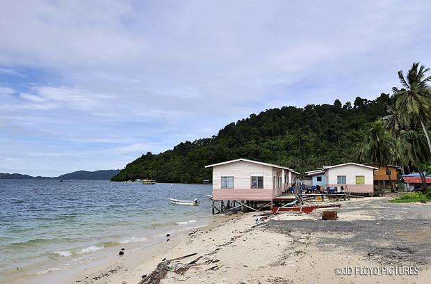 a_Sepanggar island houses620