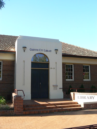 Griffith City Library