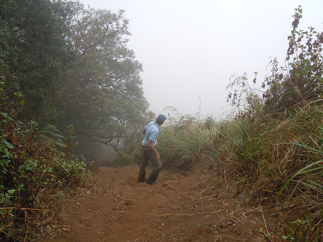 Brahmagiri_Trek_To_Peak_Steep_Incline