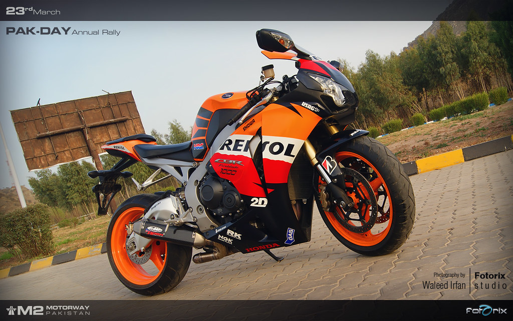 Fotorix Waleed - 23rd March 2012 BikerBoyz Gathering on M2 Motorway with Protocol - 6871403374 0af3661390 b