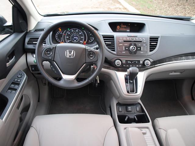 2012 Honda CR-V 10