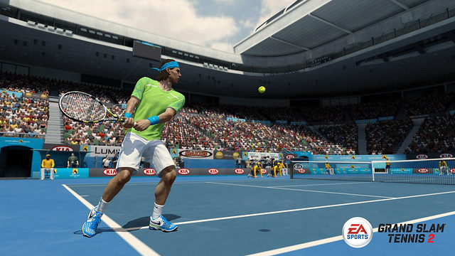 EA SPORTS Grand Slam Tennis 2 - AUS OPEN - Rafael Nadal