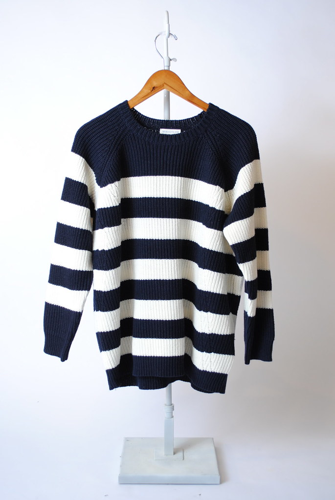 Hazel Stripe Sweater