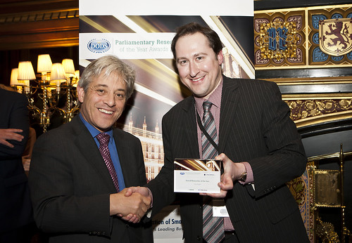 John Bercow and Tom Kiehl