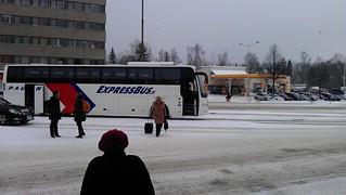 Bus, Lahti