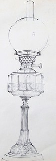 Oil Lamp: biro