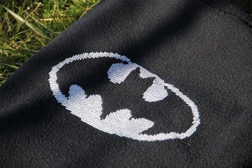 Batnomade - broderie dos