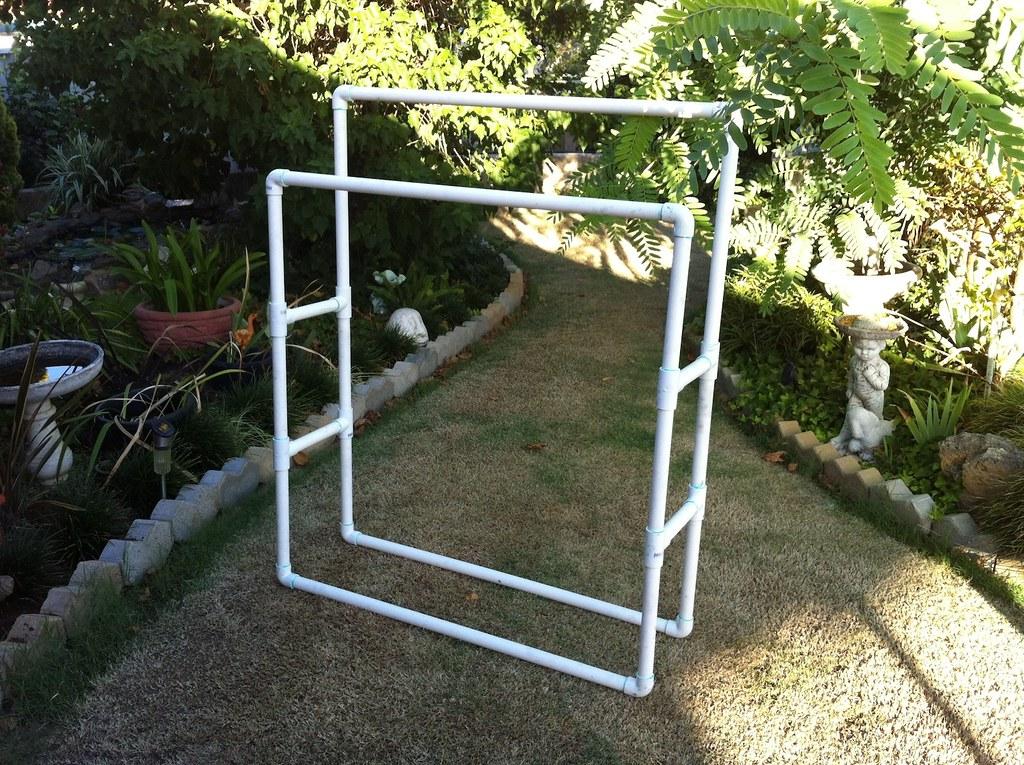 frame complete