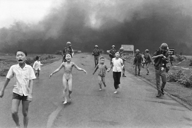 Vietnam Napalm 1972