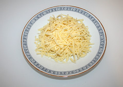 10 - Zutat Gouda / Ingredient gouda cheese