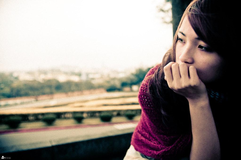 空気で孤独見る