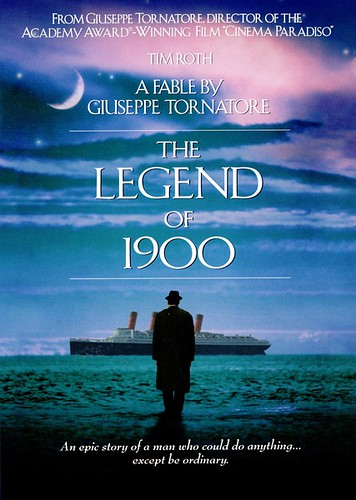 海上钢琴师 The Legend of 1900(1998)