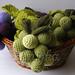 crochet grapes 2 by OlinoHobby