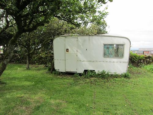 caravan: before
