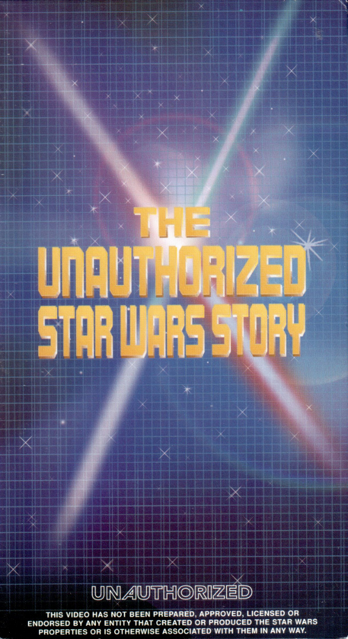 Unauthorized Star Wars Front