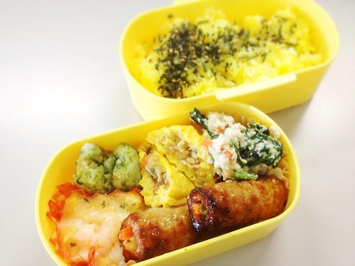 今日のお弁当 No.276 – 磯海苔