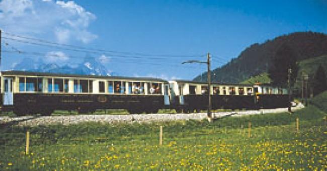 Čokoládový vlak
