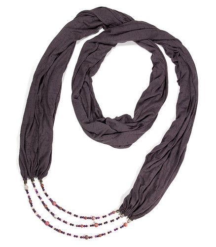 Scarf Necklace by House of Shatki