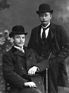 Two men ca 1900