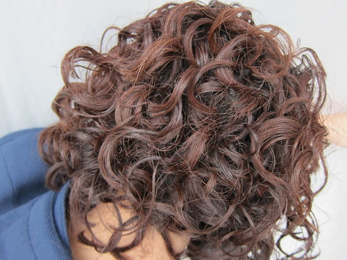 Curly Hair Tips from Aphrodite's Sanctuary