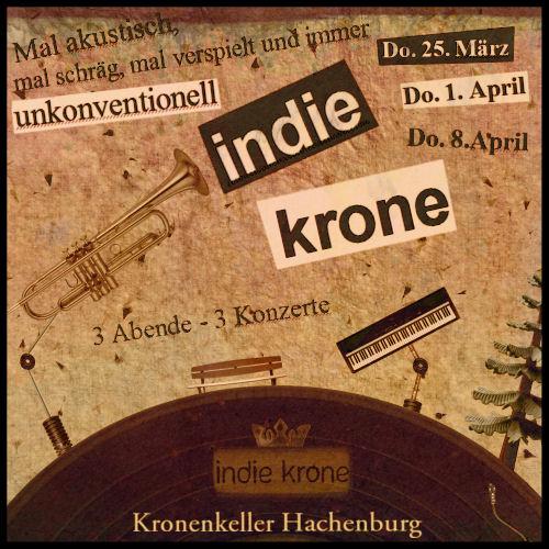 INDIE KRONE-RECTO 2