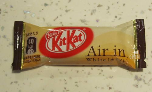 Air In ホウイト (White) Kit Kat (Japan)