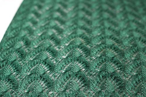 Haapsalu inspired shawl
