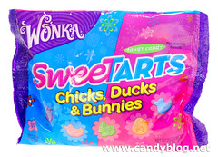 Wonka SweeTarts Chicks Ducks & Bunnies
