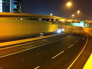 New Highway in Kuwait