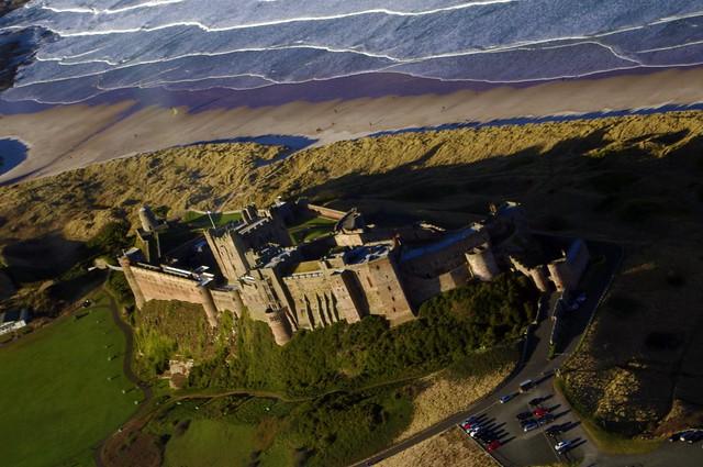 Alnwick Castle, Northumberland - Hogwarts
