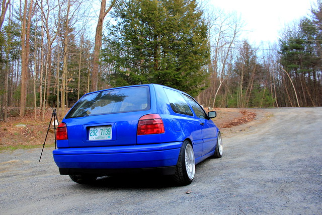 side rear