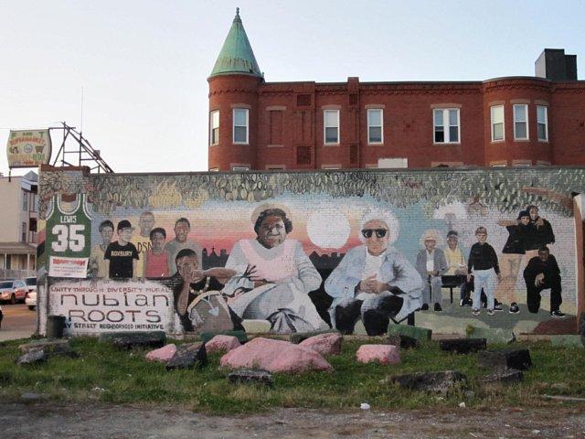 Community Learning in Boston's Dudley Street Neighborhood